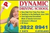 Dynamic Driving School - Sydney Private Schools