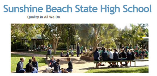 Sunshine Beach State High School - Sydney Private Schools