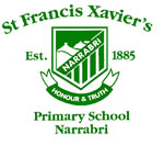 St Francis Xavier's Primary School Narrabri - Sydney Private Schools