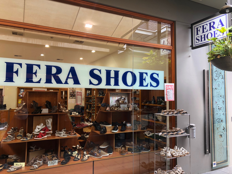 Fera Shoes - Sydney Private Schools